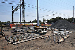 Construction Progress Photography of the Railroad Station at Fairfield Metro Center. Third Site Visit of once per month periodic photography coverage of the entire project. Primary Contractor: The Middlesex Corporation, Littleton, MA. Owner: Connecticut Department of Transportation. Serving Metro-North Commuter Railroad.