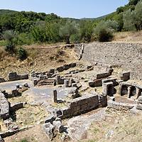 Gortys - Peloponnese - Greece