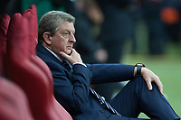 Football - World Cup 2014 Qualifier - Poland vs. England<br /> Roy Hodgson, England manager at the National Stadium, Warsaw