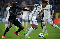 Danilo Porto, Alex Sandro Juventus <br /> Torino 14-03-2016 Juventus Stadium Football Calcio Champions League 2016/2017 Juventus - Porto Round of 16. Foto Filippo Alfero Insidefoto