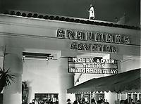 1939 Egyptian Theater