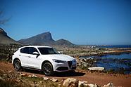 Alfa Romeo Stelvio - Cape Town   Location Shoot - William Simpson