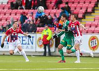 FotballFørstedivisjonTromsø IL vs HamKam27.04.2014Magnus Andersen, Tromsø, HamKamWilliam Frantzen, Tromsø