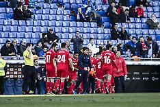 Espanyol v Sevilla - 20 January 2018