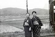 domestic tourism Japan 1950s