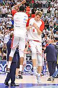 DESCRIZIONE : Campionato 2014/15 Serie A Beko Dinamo Banco di Sardegna Sassari - Grissin Bon Reggio Emilia Finale Playoff Gara3<br /> GIOCATORE : Achille Polonara<br /> CATEGORIA : Before Pregame<br /> SQUADRA : Grissin Bon Reggio Emilia<br /> EVENTO : LegaBasket Serie A Beko 2014/2015<br /> GARA : Dinamo Banco di Sardegna Sassari - Grissin Bon Reggio Emilia Finale Playoff Gara3<br /> DATA : 18/06/2015<br /> SPORT : Pallacanestro <br /> AUTORE : Agenzia Ciamillo-Castoria/C.Atzori
