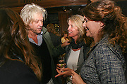 BOB GELDOF; SABRINA GUINNESS, Hanging Out. Carinthia West exhibition. The library space, 108  battersea park rd. London. sw11