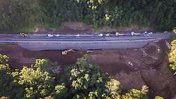 Banco de imagens das rodovias administradas pela EGR - Empresa Gaúcha de Rodovias. Obra em execução na ERS 115, trecho dos km 27. FOTO: Jefferson Bernardes/ Agencia Preview