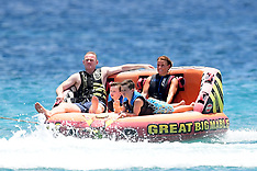 Coleen Rooney and family pictured on a catamaran - 29 May 2018