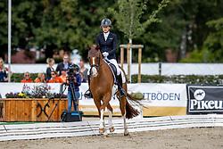 Botton Jessica Michel, FRA, Djembe De Hus OLD<br /> World Championship Young Horses Verden 2021<br /> © Hippo Foto - Dirk Caremans<br /> 25/08/2021