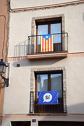 Catalonia, Spain Sep 2017. Montblanc