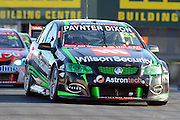 David Wall in action during  Race 5 of the ITM 400 Hamilton,Hamilton Street Circuit, Day Two, Hamilton City ,V8 supercars,, Photo: Dion Mellow / photosport.co.nz