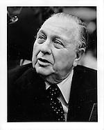 Richard J Daley 1974 Chicago Mayor