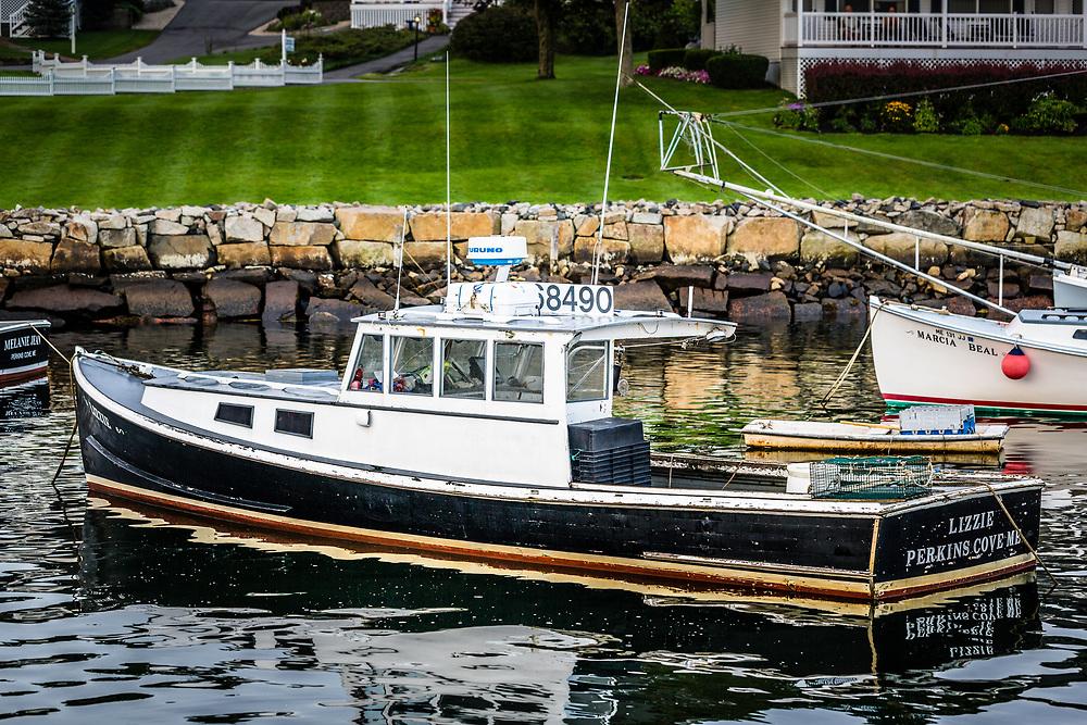 Perkins Cove, Maine, 2013