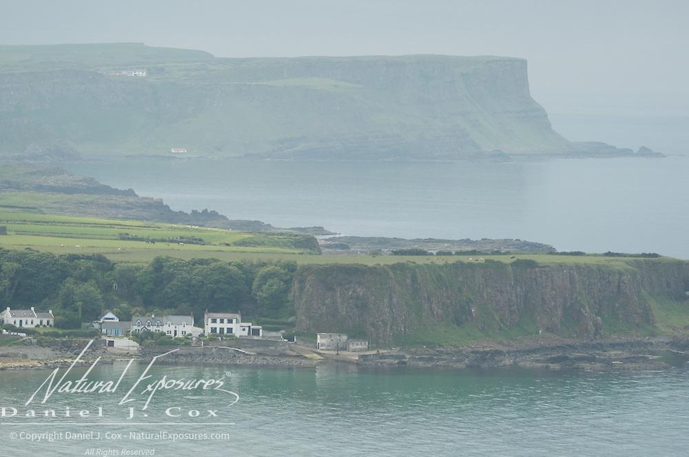 White Park Bay, Northern Ireland.