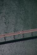 Tres Marias _ MG, 29 de Julho de 2008<br /> <br /> Ponte sobre a repressa de tres marias.<br /> <br /> Foto: LEO DRUMOND / AGENCIA NITRO