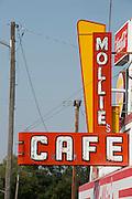 Mollie's Cafe, Snowville, Utah