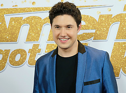 America's Got Talent - Live Show Red Carpet. 11 Sep 2018 Pictured: Daniel Emmet. Photo credit: Jaxon / MEGA TheMegaAgency.com +1 888 505 6342
