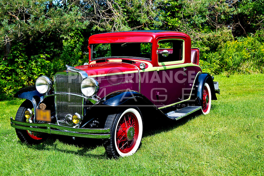 1931 Dodge Brothers Rumble Seat Sport Coupe