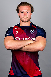 Ed Holmes of Bristol Bears - Mandatory by-line: Robbie Stephenson/JMP - 01/08/2019 - RUGBY - Clifton Rugby Club - Bristol, England - Bristol Bears Headshots 2019/20