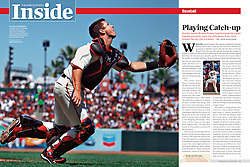 Buster Posey, Sports Illustrated, 2010