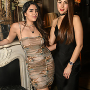 Douse Bachelor girls contestant attend The Bachelor UK 2019 launch night - The girls private screening on Channel 5 at Beach Blanket Babylon on 4 March 2019, London, UK