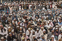 Dec. 21, 2017 - Kolkata, India - Indian Muslims take part in a protest against U.S. President Donald Trump's decision to recognize Jerusalem as the capital of Israel in Kolkata, India. (Credit Image: © Tumpa Mondal/Xinhua via ZUMA Wire)
