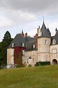 Chateau de Tracy, Pouilly sur Loire, France