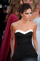 Victoria Beckham at the gala screening for Woody Allen's film Café Society and opening ceremony at the 69th Cannes Film Festival, Wednesday 11th May 2016, Cannes, France. Photography: Doreen Kennedy