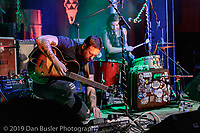 Muddy Ruckus at The Extended Play Sessions at The Fallout Shelter in Norwood MA on November 30, 2019.