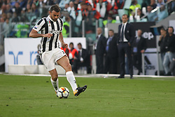 October 14, 2017 - Turin, Piedmont, Italy - Andrea Barzagli (Juventus FC) during the Serie A football match between Juventus FC and SS Lazio at Olympic Allianz Stadium on 14 October, 2017 in Turin, Italy. (Credit Image: © Massimiliano Ferraro/NurPhoto via ZUMA Press)