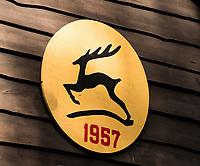 HOOG SOEREN -  logo Veluwse Golf Club bestaat 60 jaar. COPYRIGHT KOEN SUYK