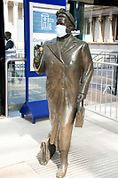 Bessie Braddock Statue at Liverpools lime street station