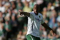 Photo: Lee Earle.<br /> Plymouth Argyle v Norwich City. Coca Cola Championship. 23/09/2006. Norwich's Dion Dublin.