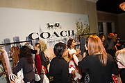 Coach atmosphere booth