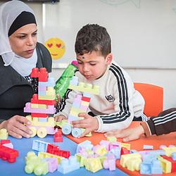 Refugee support, Zarqa 2020
