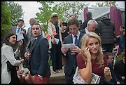 MEMBERS OF THE TRINITY COLLEGE DUBLIN HORSE RACING SOCIETY, Qatar Prix de L'Arc de Triomph. Longchamp. Paris. 5 October 2014.
