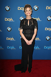 BEVERLY HILLS, CA - FEBRUARY 3: Leslie Mann and Judd Apatow at the 70th Annual Directors Guild of America Awards (DGA, DGAs), at The Beverly Hilton Hotel in Beverly Hills, California on February 3, 2018. CAP/MPI/FS ©FS/Capital Pictures. 03 Feb 2018 Pictured: Kyra Sedgwick. Photo credit: FS/Capital Pictures / MEGA TheMegaAgency.com +1 888 505 6342