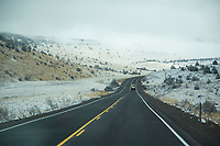 Highway 78 in Eastern Oregon.