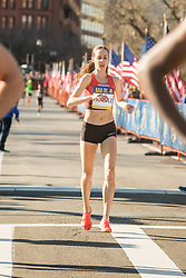 BAA 5K road race Molly Huddle wins USA Saucony