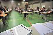 Nederland, Boxmeer, 16-5-2011Eindexamen VWO en HAVO bij het Elzendaal college. Foto: Flip Franssen/Hollandse Hoogte