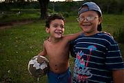 Esmeraldas_MG, Brasil...Futebol comunidade rural da Laginha em Esmeraldas, Minas Gerais...The soccer in the rural community Laginha in Esmeraldas, Minas Gerais. ..Foto: JOAO MARCOS ROSA / NITRO