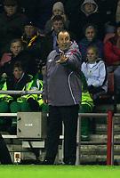 Photo: Andrew Unwin.<br /> Sunderland v Liverpool. The Barclays Premiership.<br /> 30/11/2005.<br /> Liverpool's manager, Rafael Benitez.