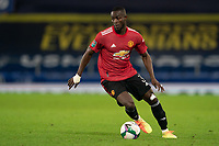 Football - 2020 / 2021 League Cup - Quarter-Final - Everton vs Manchester United - Goodison Park<br /> <br /> Manchester United's Eric Bailly in action during todays match  <br /> <br /> <br /> COLORSPORT/TERRY DONNELLY