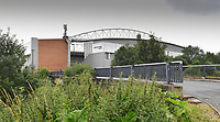 A general view of The DW Stadium, home of Wigan Athletic<br /> <br /> Photographer Dave Howarth/CameraSport<br /> <br /> The EFL Sky Bet Championship - Wigan Athletic v Fulham - Wednesday July 22nd 2020 - DW Stadium - Wigan<br /> <br /> World Copyright © 2020 CameraSport. All rights reserved. 43 Linden Ave. Countesthorpe. Leicester. England. LE8 5PG - Tel: +44 (0) 116 277 4147 - admin@camerasport.com - www.camerasport.com