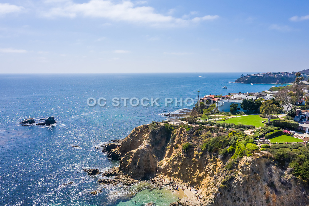 Two Rock Point in Laguna Beach