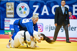 POLLING Kim competes on July 27, 2019 at the IJF World Tour, Zagreb Grand Prix 2019, in Dom Sportova, Zagreb, Croatia. Photo by SPS / Sportida