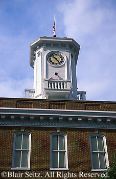PA Historic Places, Town Hall, National Historic Register, Greencastle, PA, Franklin Co.