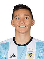 Conmebol - World Cup Fifa Russia 2018 Qualifier / <br /> Argentina National Team - Preview Set - <br /> Matias Kranevitter