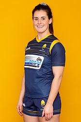 Meg Varley of Worcester Warriors Women - Mandatory by-line: Robbie Stephenson/JMP - 27/10/2020 - RUGBY - Sixways Stadium - Worcester, England - Worcester Warriors Women Headshots